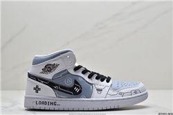 Women Air Jordan 1 Retro Sneakers 835