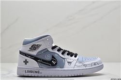 Men Air Jordan I Retro Basketball Shoes 1148