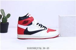 Women Air Jordan 1 Retro Sneakers 836