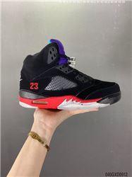 Women Air Jordan V Retro Basketball Shoes AAA...