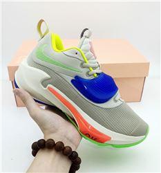 Men Nike Zoom Freak 3 Basketball Shoes 238