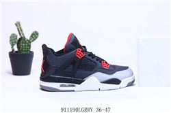 Women Air Jordan IV Retro Sneaker 412