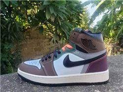 Men Air Jordan I Retro Basketball Shoes 1154