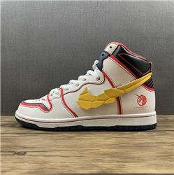 Men Gundam x Nike SB Dunk High Sneakers AAAAAA 280