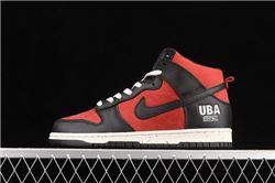 Men Undercover x Nike SB Dunk High Sneakers AAAAAA 281