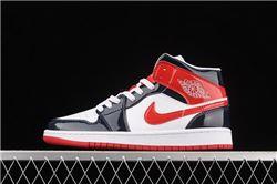 Men Air Jordan I Retro Basketball Shoes AAAA 1155