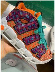 Men Nike Air More Uptempo Basketball Shoe AAA 376