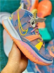 Men Nike Kyrie 7 Basketball Shoes AAAAA 681