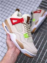Men Air Jordan IV Retro Basketball Shoes 700