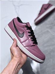 Men Air Jordan I Retro Basketball Shoes AAA 1158