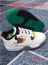 Kids Air Jordan IV Sneakers 279