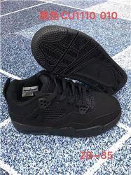 Kids Air Jordan IV Sneakers 280