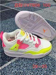 Kids Air Jordan IV Sneakers 281