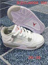 Kids Air Jordan IV Sneakers 282