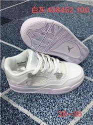 Kids Air Jordan IV Sneakers 283