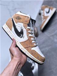 Men Air Jordan I Retro Basketball Shoes AAAA 1160