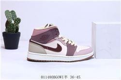 Women Air Jordan 1 Retro Sneakers AAA 850