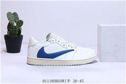 Men Air Jordan I Retro Basketball Shoes 1166