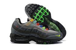 Men Nike Air Max 95 Running Shoes 451