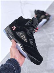 Women Air Jordan V Retro Basketball Shoes AAAA 284
