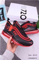 Men Nike Air Max 720 Running Shoes KPU 602