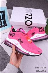 Women Nike Air Max 720 Sneakers KPU 250