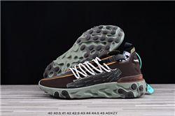 Men Nike React LW WR Mid Low ISPA Running Shoes AAAA 381