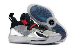 Men Air Jordan XXXIII Basketball Shoe AAA 218