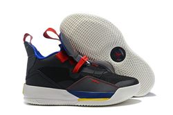Men Air Jordan XXXIII Basketball Shoe AAA 200