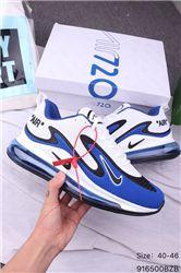 Men Nike Air Max 720 Running Shoes KPU 591