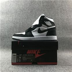 Men Air Jordan 1 Retro High OG Wmns Panda Bas...