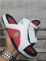 Men Air Jordan Hydro 13 Retro Sandals 368