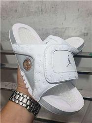 Men Air Jordan Hydro 13 Retro Sandals 369