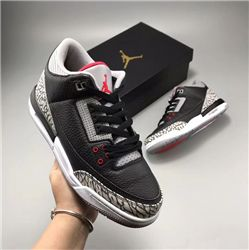 Women Air Jordan III Retro Sneakers AAAA 234