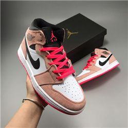 Women Sneaker Air Jordan 1 Retro AAAA 454