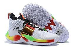 Men Jordan Why Not Zero 2 Basketball Shoes AAAA 324