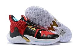 Men Jordan Why Not Zero 2 Basketball Shoes 32...