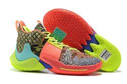 Men Jordan Why Not Zero 2 Basketball Shoes AAAA 326