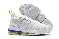 Men Nike LeBron 16 Buzz Lightyear Basketball Shoes 820