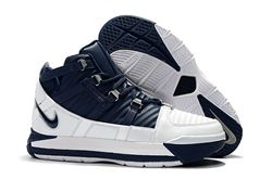 Men Nike LeBron 3 Basketball Shoes 825