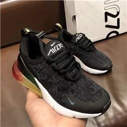 Kids Nike Air Max 270 Sneakers 376