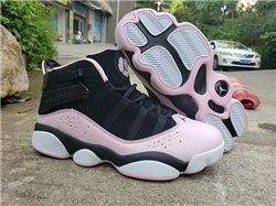 Women Air Jordan VI Rings Sneakers AAA 298