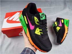 Women Nike Air Max 90 Sneakers AAAA 299