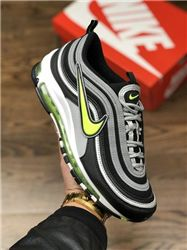 Men Nike Air Max 97 Running Shoes AAAA 456