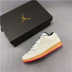 Women Sneaker Air Jordan 1 Retro Low AAA 468
