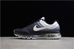 Men Nike Air Max 2017 Running Shoes AAAA 316