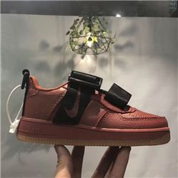 Kids Nike Air Force 1 Sneakers 329
