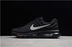 Men Nike Air Max 2017 Running Shoes AAAA 318