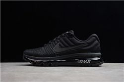 Men Nike Air Max 2017 Running Shoes AAAA 317