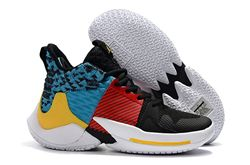 Men Jordan Why Not Zero 2 Basketball Shoes AAAA 327